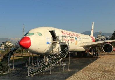 Nepal Aviation Museum