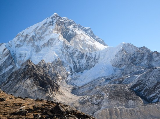 Nilgiri South Peak Climbing