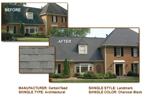 Murrayville KTM Roofing Examples Before and After