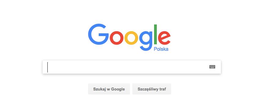 Czego szukają Polacy szukali w internecie?