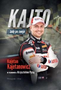 Okładka książki Kajetana Kajetanowicza