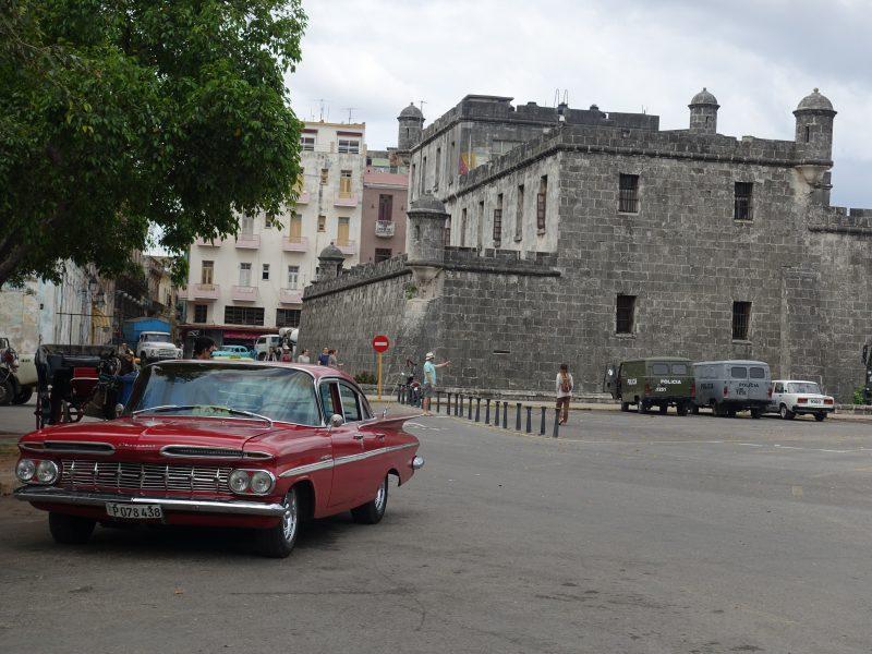 Hawana. Kuba.