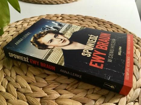 Książka Spowiedź Ewy Braun. W cieniu Hitlera – rezencja