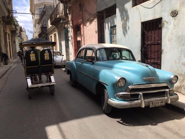 Hawana, stolica Kuby. Zdjęcia