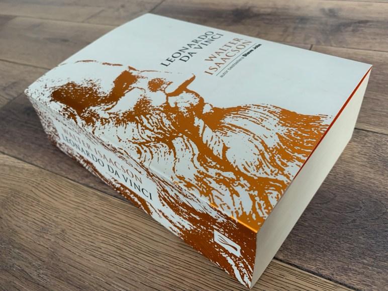 Recenzja książki Isaacson Walter - Leonardo Da Vinci