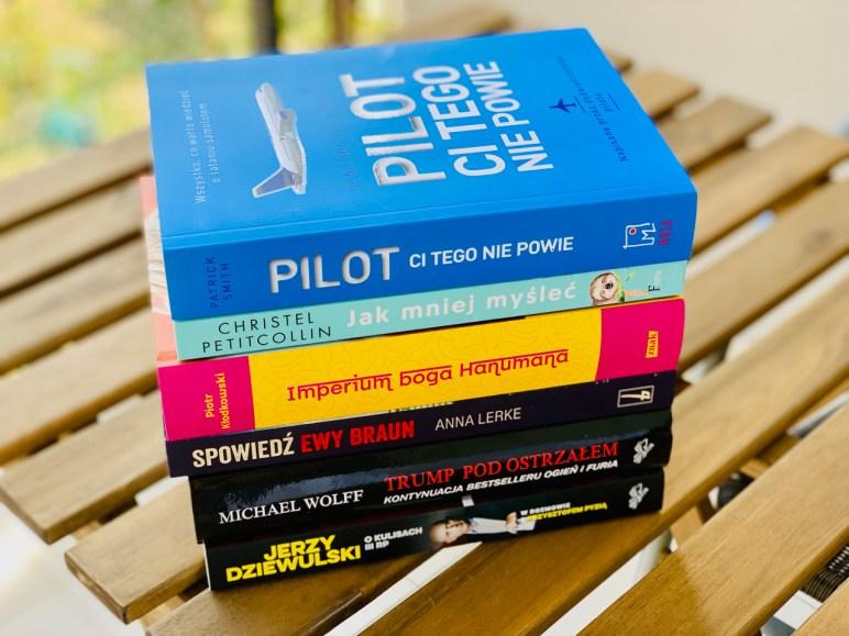 Książki na wakacje - co warto przeczytać
