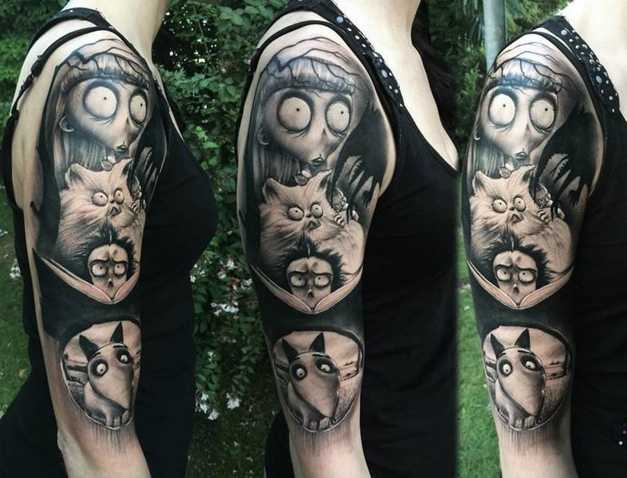 Motywy Filmowe W Tatuażach Kto Się Nie Dziara Ten Fujara