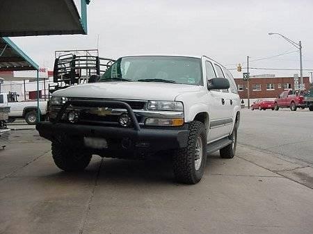 Tough Country Custom Apache Front Bumper GMC 1999 02