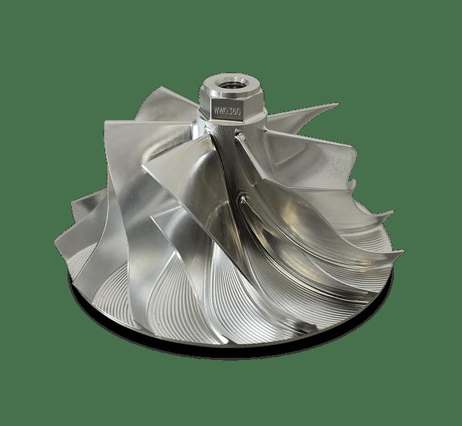 Selsite Wicked Wheel 2 Performance Compressor Wheel