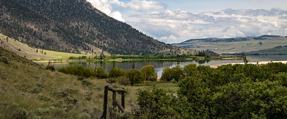 Nicola Valley near Merritt, BC