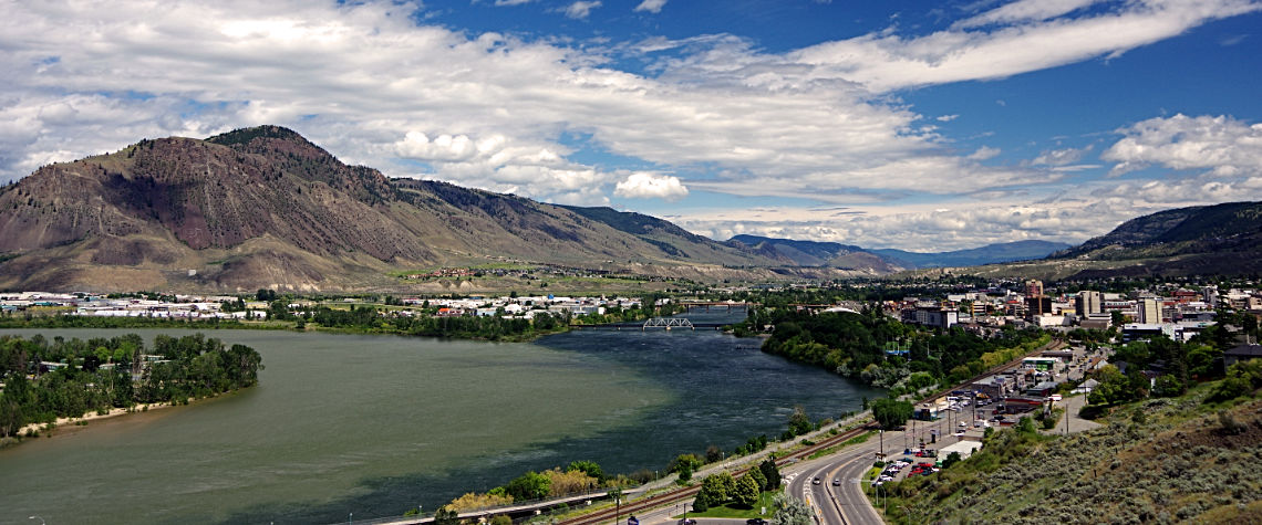 City of Kamloops, British Columbia