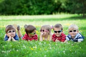 kids happy healthy