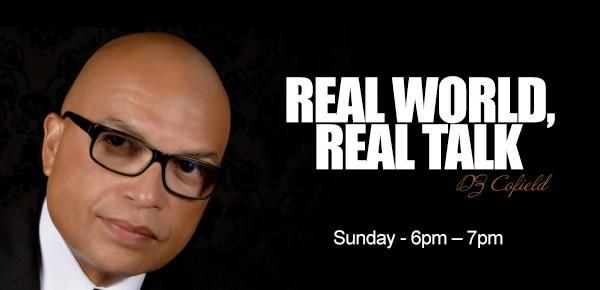Real World, Real Talk DZ Cofield KTSU