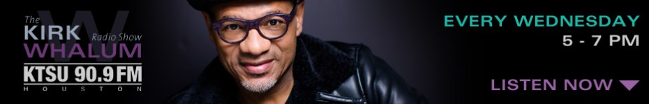 Kirk Whalum Radio Show Podcast