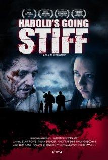 'Harold's Going Stiff' Movie Poster