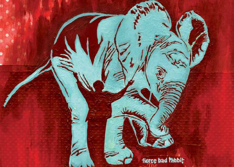 Fierce Bad Rabbit - The Maestro And The Elephant