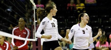 Volleyball TSU v UA