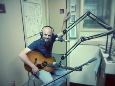 Jack Valen OSD In-Studio