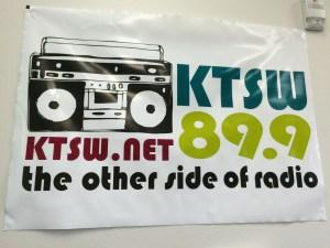 KTSW Banner