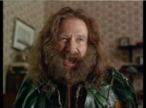 "Robin Williams in ""Jumanji"""