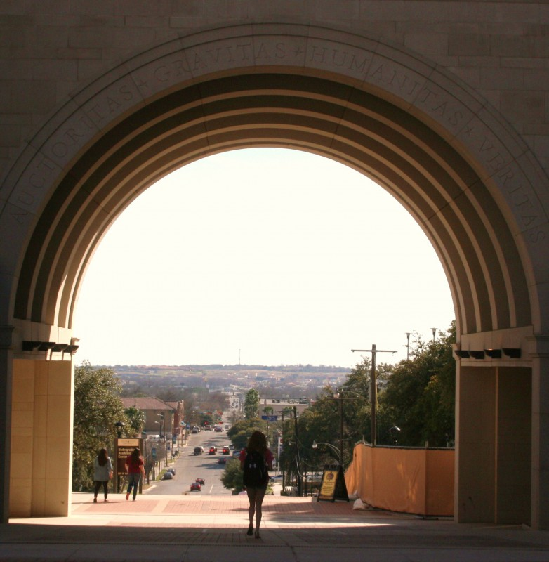 UAC Arch. Photo by Nathalie Cohetero