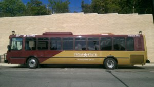Texas State Bus