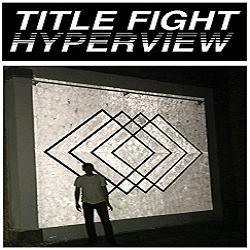 """""""Hyperview"""" album cover from the band Title Fight"""