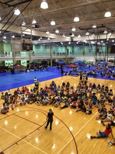 Texas State Hosts Relay For Life