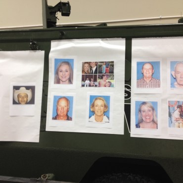 Headshots of individuals still missing due to Hays County flooding