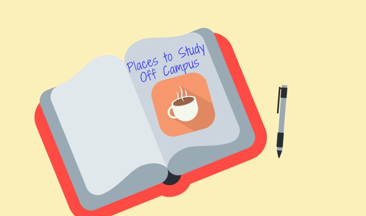 Places to Study Off Campus