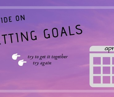 a graphic with a purple background, a calendar, and a small to-do list