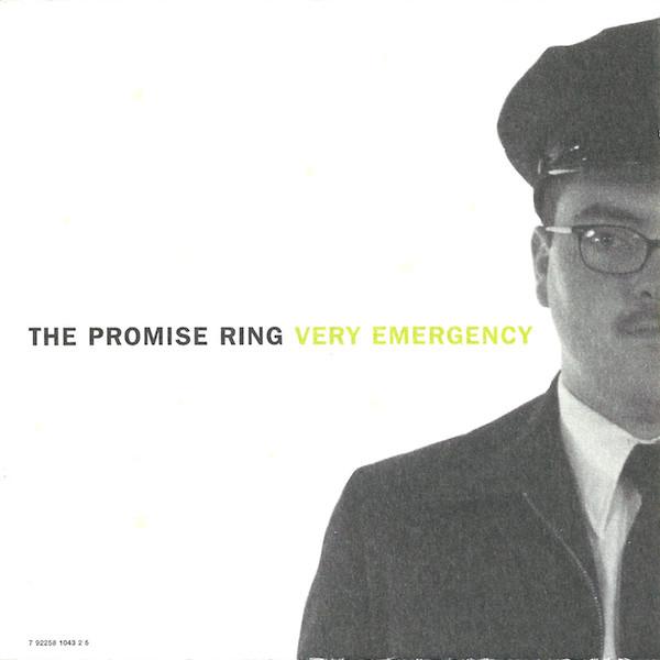 "Artwork for the Promise Ring's 1999 album, ""Very Emergency"""