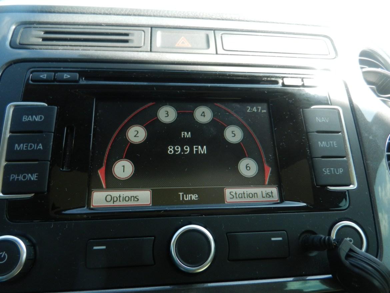 My car broadcasting KTSW 89.9