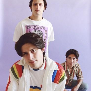 Photo of Brandon, Kevynn and Dillon Blevins.