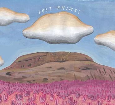 The album cover is of a desert scene