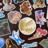 Having Sticker-Envy? A Guide to Decorating Your Laptop