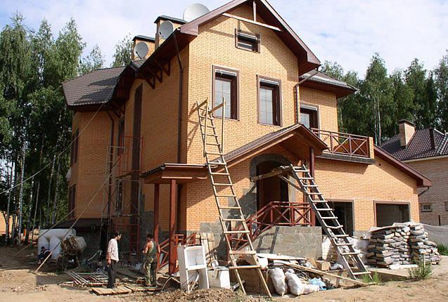строительство коттеджей Мурманск
