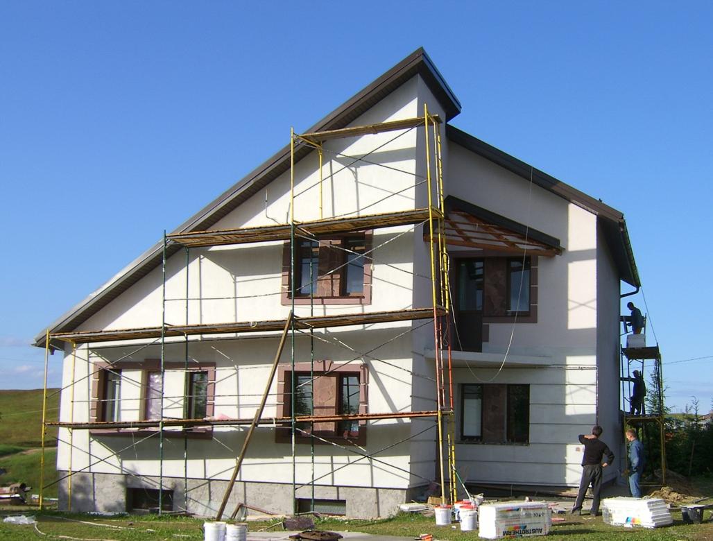 фасадные работы Мурманск