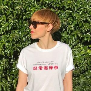 camiseta unisex algodón orgánico
