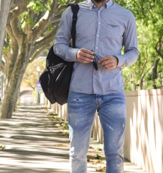 Camisa manga larga alis