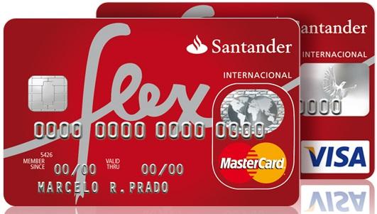 Cartão de Credito Santander