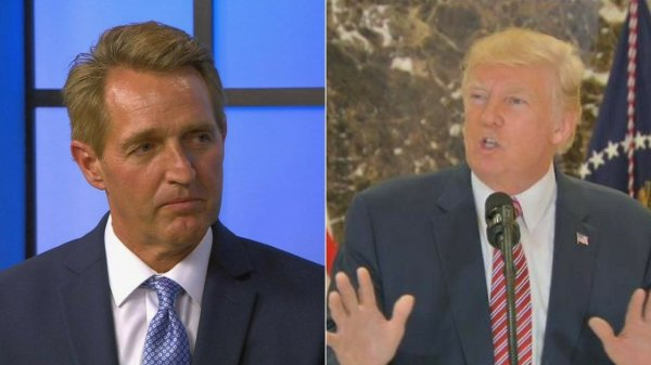 Ward supportive of president's comments on Charlottesville ...