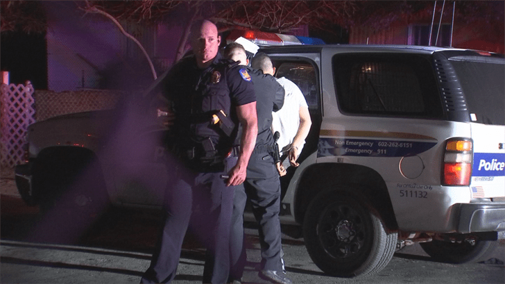 Police: Home invasion suspects arrested after search at ...