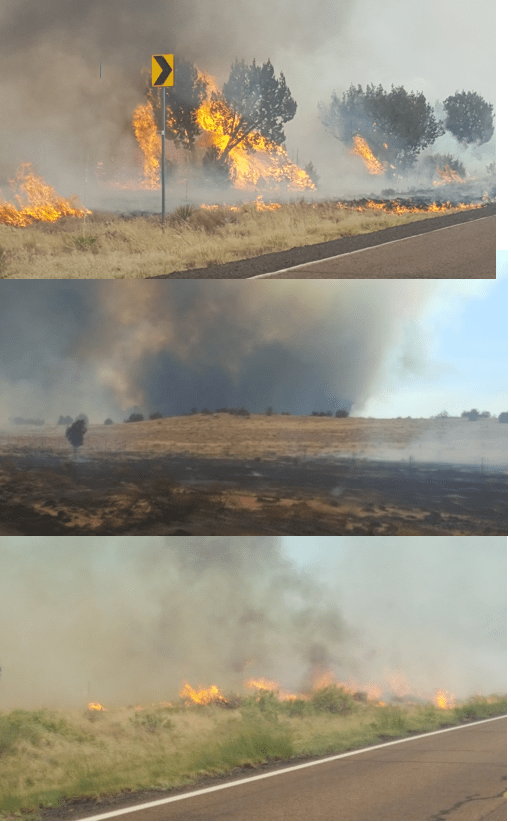 UPDATE: Human-caused 377 Fire in Heber area grows to 5,148 ...