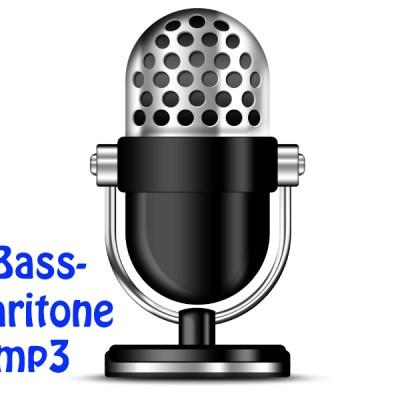 Bass/Baritone YouTube Warm-up mp3