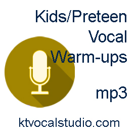 Kids/Preteen YouTube Warm-up mp3