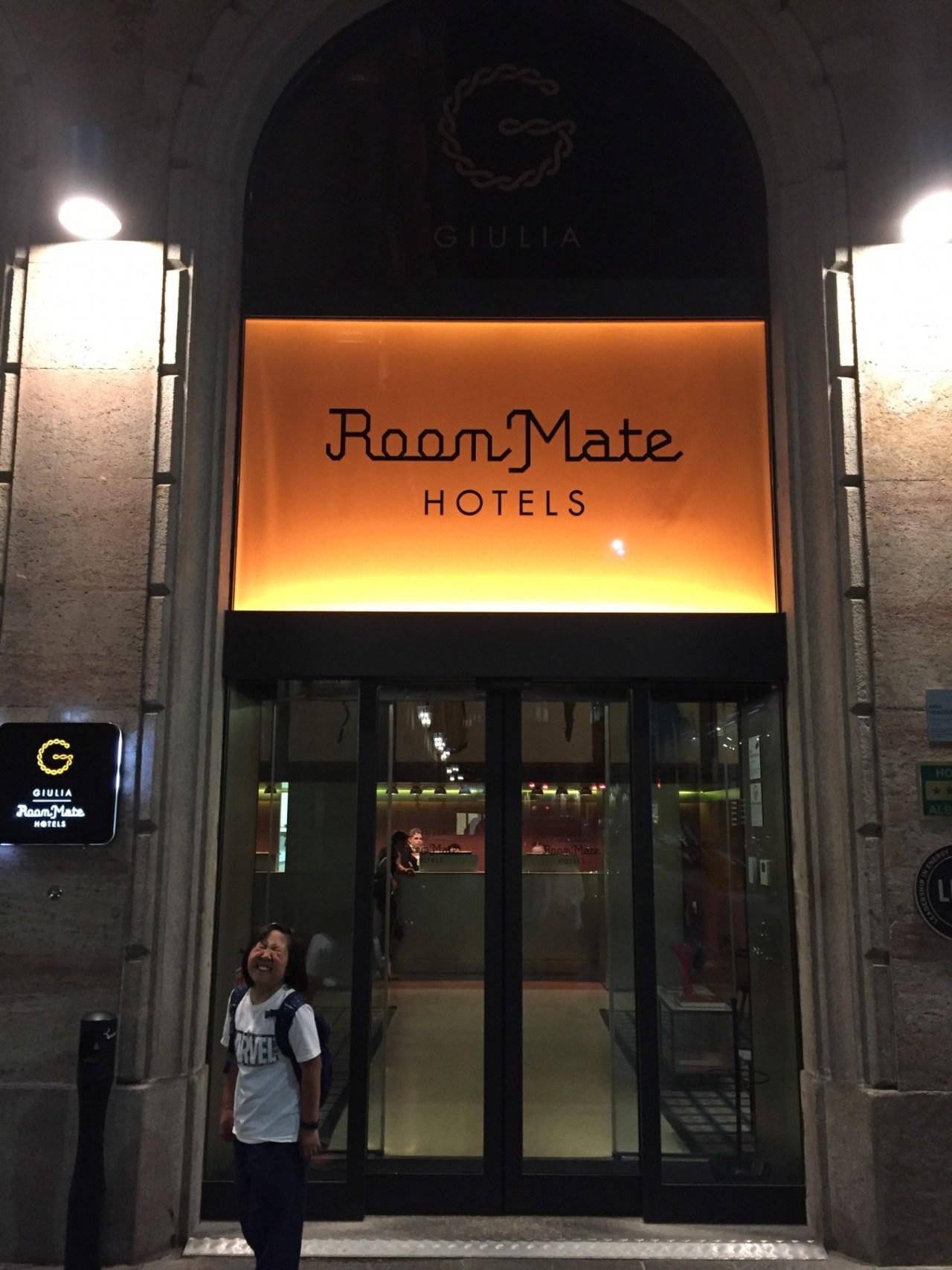 Room Mate Giulia ミラノ ルームメイト ジュリア