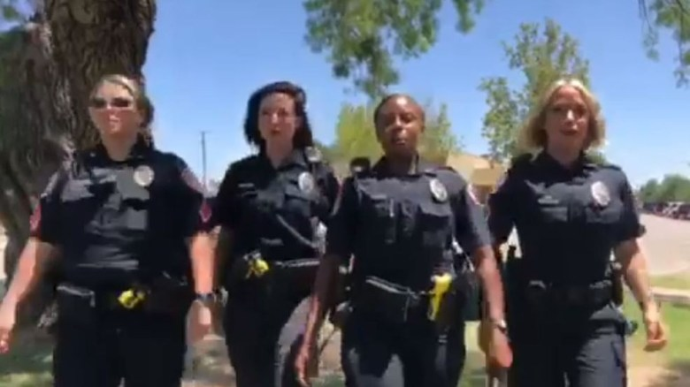 What Is The Police Lip Sync Challenge | Ownerlip co