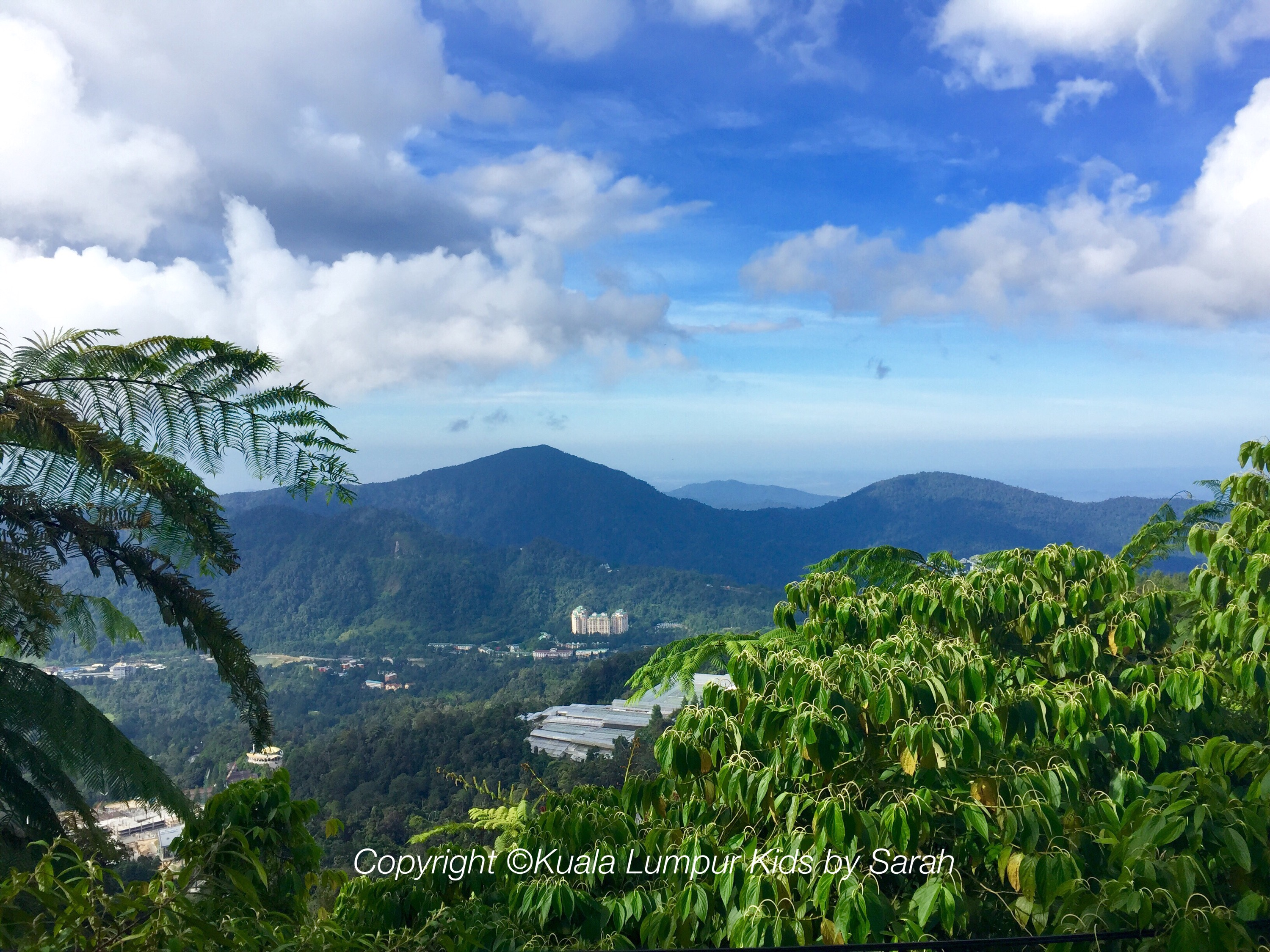 Day Trip To Genting Highlands Kids Amp Cable Cars Just