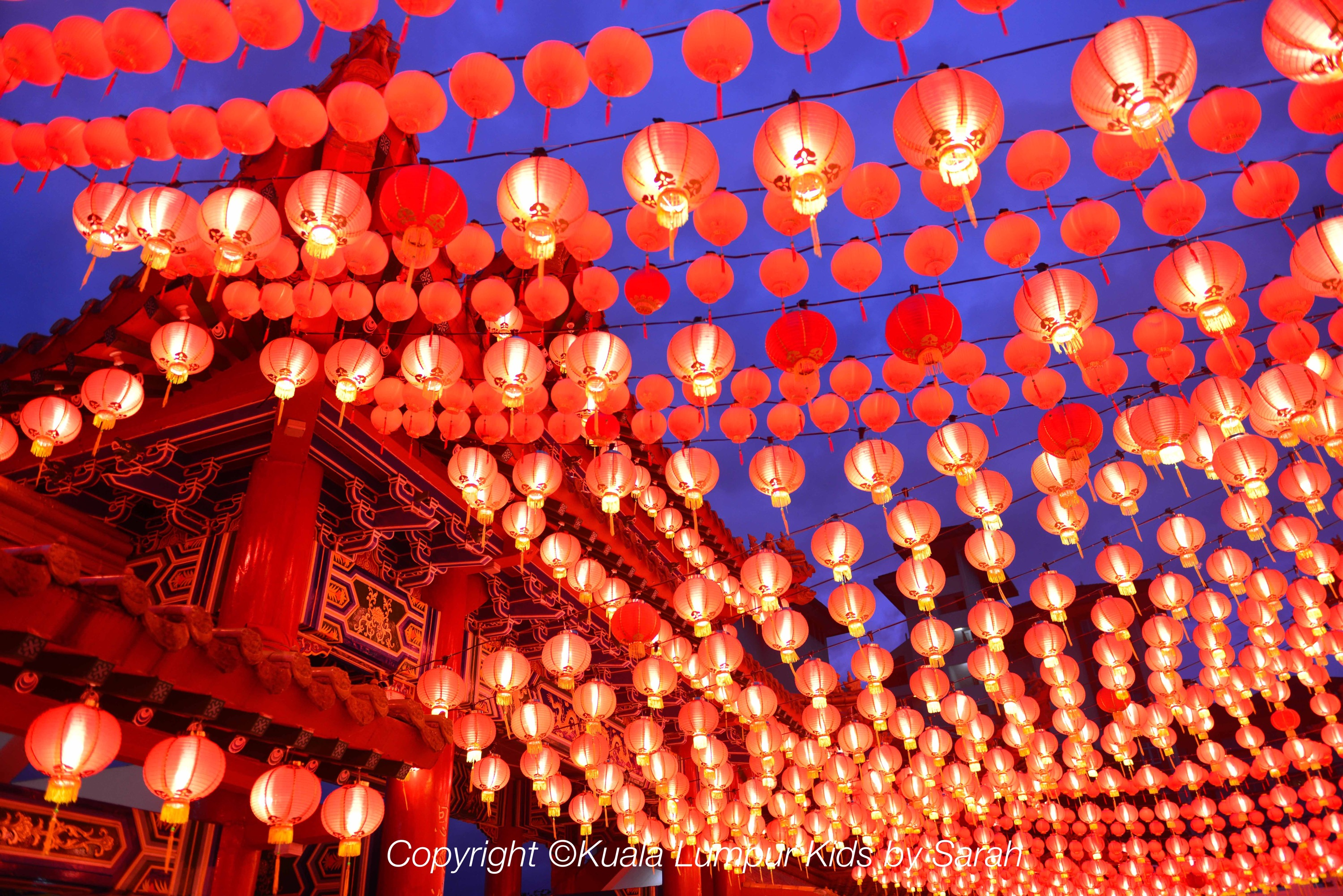 Thean Hou Temple The Lantern Festival Not To Be Missed